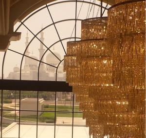 How you do opulence: Ritz Carlton Abu Dhabi